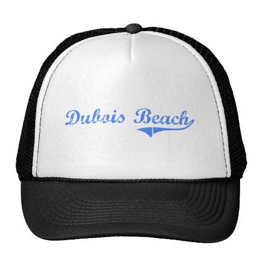 Dubois Beach Connecticut Classic Design Mesh Hats