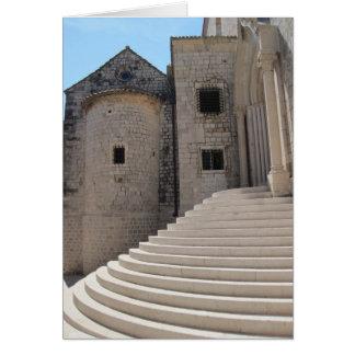 Dubrovnik, Croatia Card