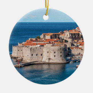 Dubrovnik, Croatia Christmas Ornament