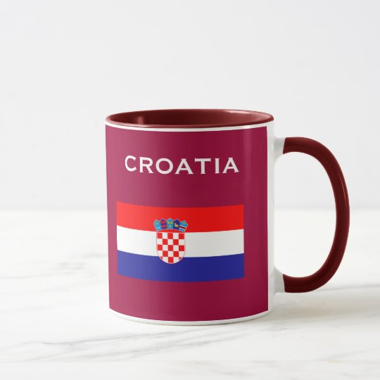 Dubrovnik, Croatia* Coat of Arms Mug