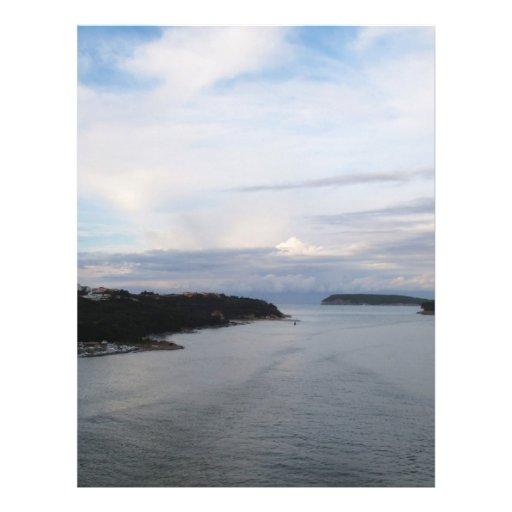 Dubrovnik, Croatia photography Personalized Flyer