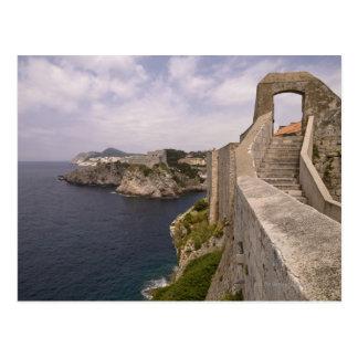 Dubrovnik, Croatia Postcard