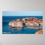 Dubrovnik, Croatia Poster