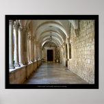 Dubrovnik Dominican Monastery Print