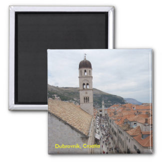 dubrovnik fridge magnet