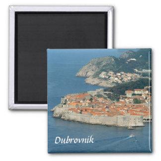 Dubrovnik Square Magnet