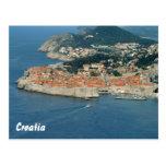 Dubrovnik Postcard