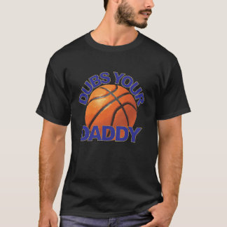 DUBS Mens Basket Ball Championship Tee Shirt