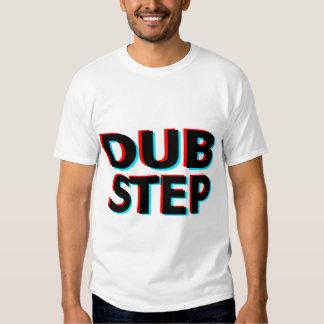 Dubstep 3D text dub step Tees