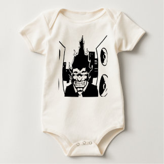 DubStep Baby Bodysuit