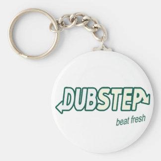 DUBSTEP beat fresh Key Ring