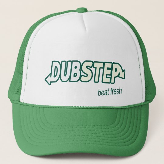 DUBSTEP Beat Fresh parody Trucker Hat