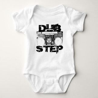 Dubstep Black Boombox Tee Shirt