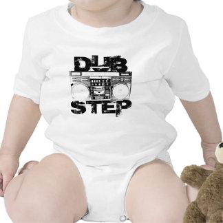 Dubstep Black Boombox T Shirt