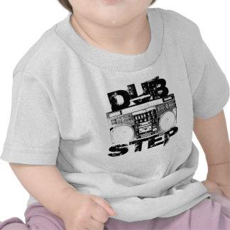 Dubstep Black Boombox Tshirts