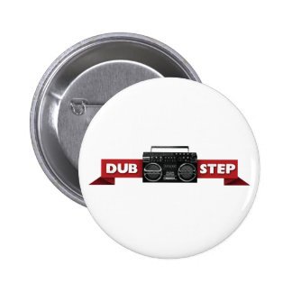Dubstep: Blast it! 6 Cm Round Badge