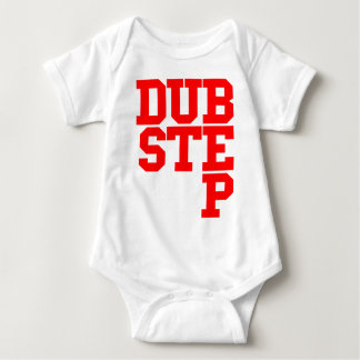 Dubstep Blockletter (Red) Tshirts