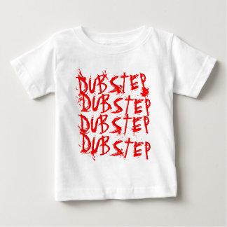 Dubstep Blood Repeat Tee Shirt