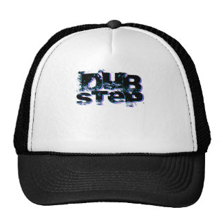 Dubstep Blue and Pink Cap