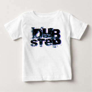 Dubstep Blue and Pink Tee Shirts