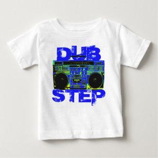 Dubstep Blue Boombox Tshirts