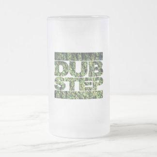 DUBSTEP Buds Dubstep music Glass Beer Mug