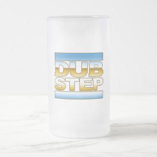 DUBSTEP chrome logo Coffee Mug