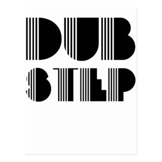 Dubstep Classic Post Cards