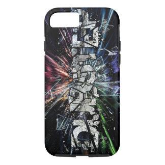dubstep design iPhone 7 case