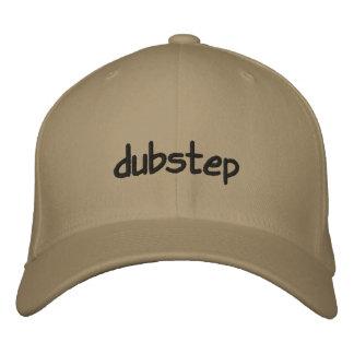 dubstep embroidered baseball cap