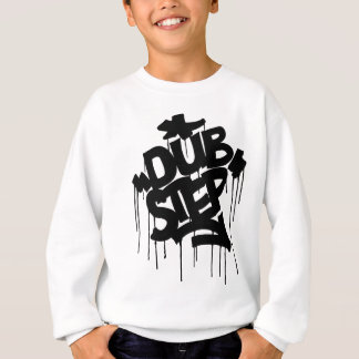 Dubstep FatCap Black Sweatshirt