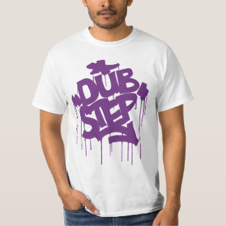 Dubstep FatCap Kush Purple T-Shirt