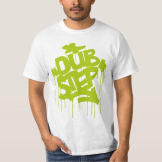 Dubstep FatCap Lime T-Shirt