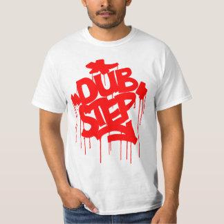 Dubstep FatCap Red T-Shirt