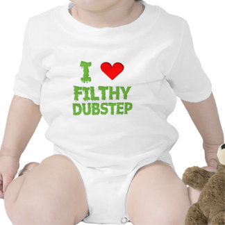 Dubstep Filthy dub step bass techno wobble Rompers