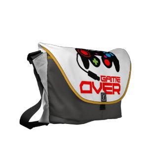 Dubstep Game Over Messenger Bag