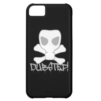 Dubstep Gas Mask Skull iPhone 5C Case