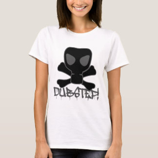 Dubstep Gas Mask Skull T-Shirt