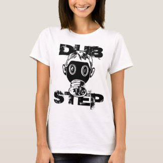 Dubstep Gas Mask T-Shirt