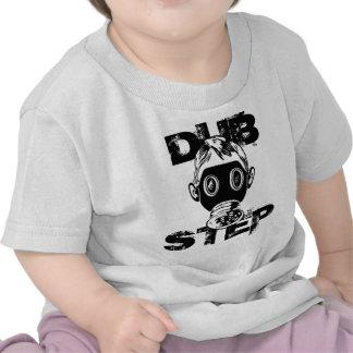Dubstep Gas Mask Tee Shirt