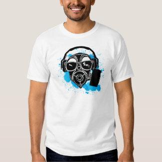 Dubstep Gasmask T-shirt
