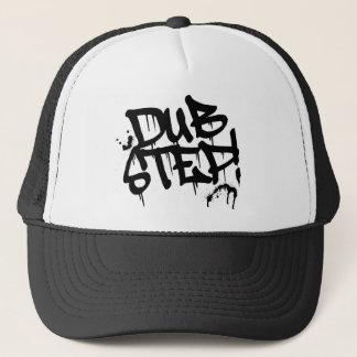 Dubstep Graffiti Style Trucker Hat