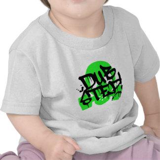 Dubstep Green Gasmask Tee Shirt