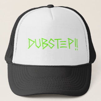 Dubstep!! (Green) Trucker Hat