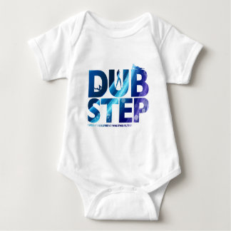 Dubstep I Wish My Girlfriend Was This Dirty Baby Bodysuit