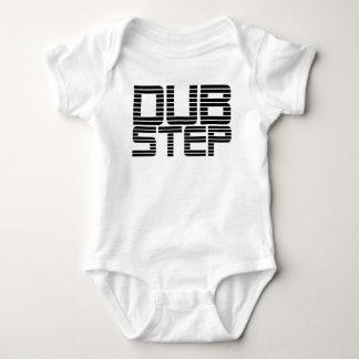 Dubstep Lined Text Shirt