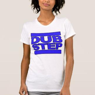 DUBSTEP Logo blue Shirt