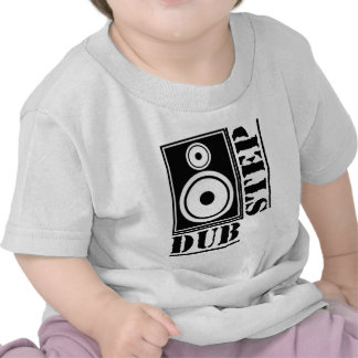 Dubstep Loudspeaker B T Shirts