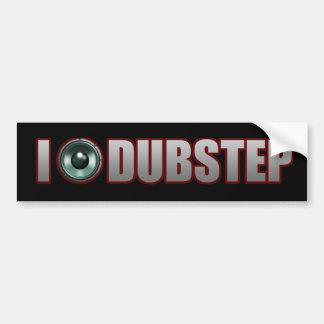 DUBSTEP MUSIC BUMPER STICKER