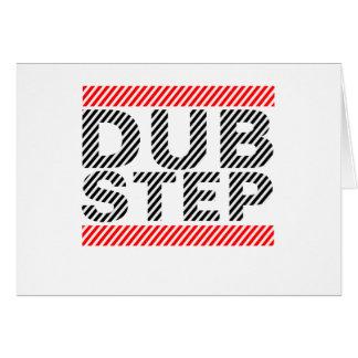 Dubstep Music Cards